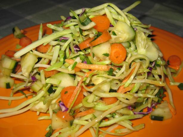 Munchy Crunchy Asian Broccoli Slaw Recipe - Food.com
