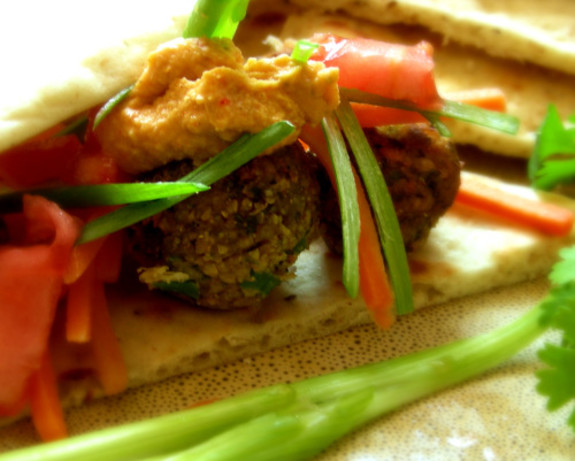 Falafel With A Twist Recipe - Food.com