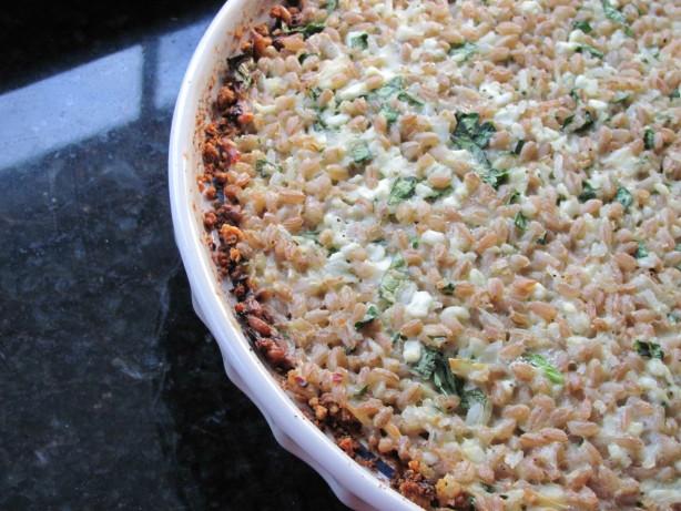Torta Salata Di Farro - Savory Farro Pie Recipe - Food.com