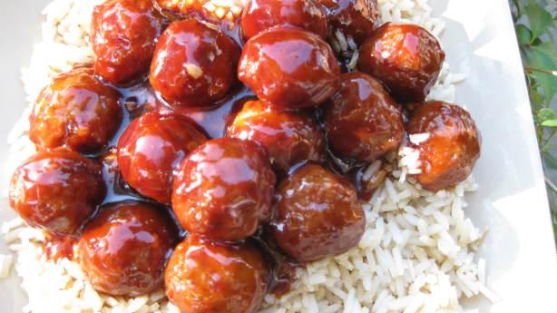 Sweet BBQ Meatballs Recipe - Food.com