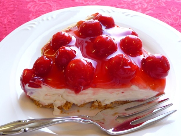 Light Cherry Cream Cheese Pie Recipe - Food.com