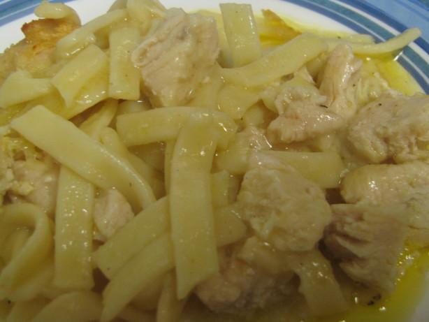 Easy Chicken Tetrazzini Recipe - Food.com