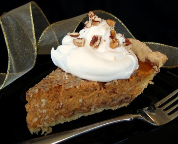 Praline Pumpkin Pie Recipe - Food.com