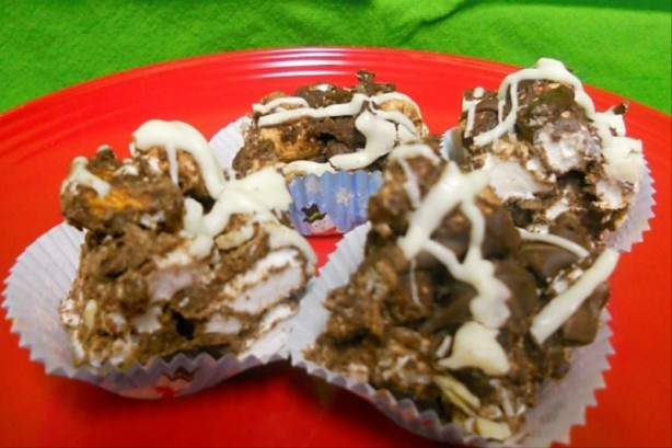 Rocky Road Candy Recipe Food Network