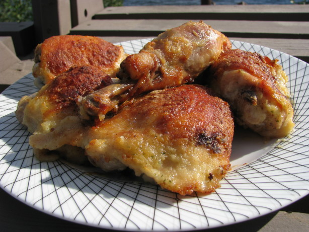 Buttermilk Ranch Oven fried Chicken Recipe - Food.com