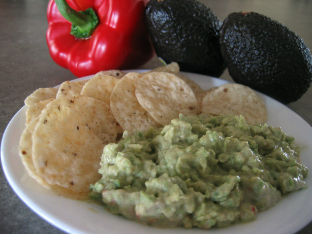 The BEST Guacamole Recipe - Mexican.Food.com