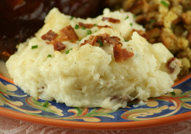 Mashed Potato Casserole With Gouda And Bacon Recipe - Food.com
