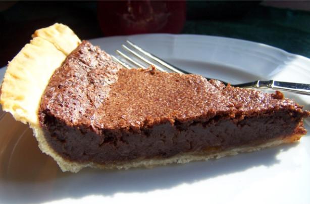 Chocolate Chess Pie Recipe Easy