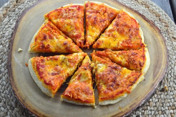 pizza dough recipe for bread machine