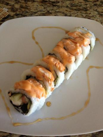 Baked Salmon Roll With A Sweet Ponzu Sauce Recipe Food Com