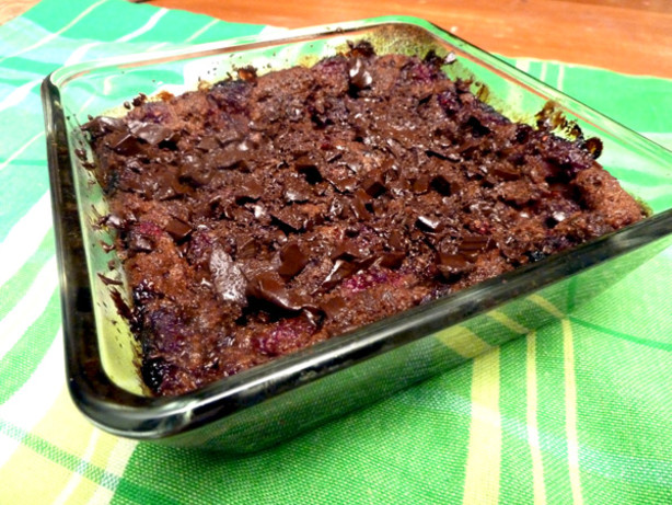Chocolate Raspberry Clafouti Recipe - Food.com