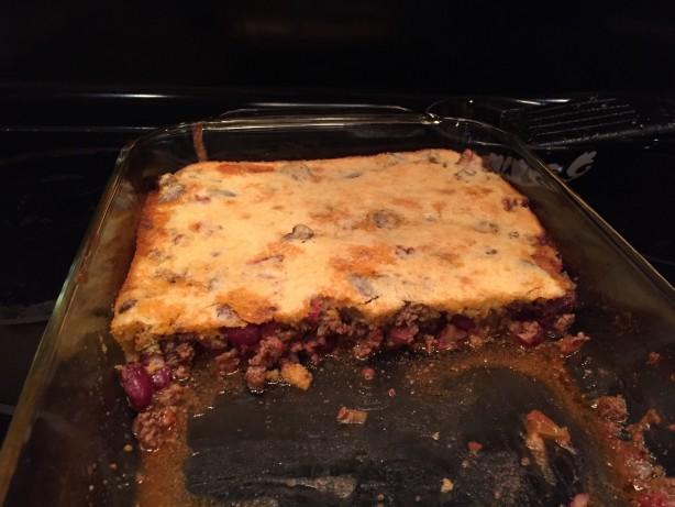 how to make corn pone pie