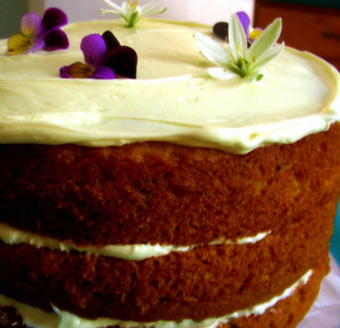 Banana-Caramel Cake Recipe - Food.com