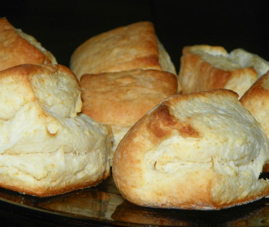 Cooking Lights Flaky Buttermilk Biscuits Recipe - Food.com