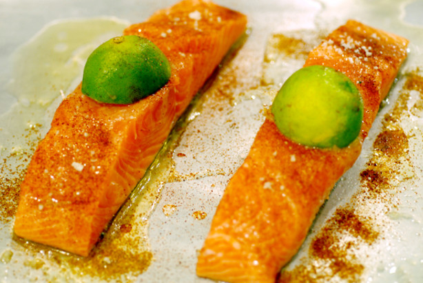 Chipotle Lime Salmon Recipe - Food.com