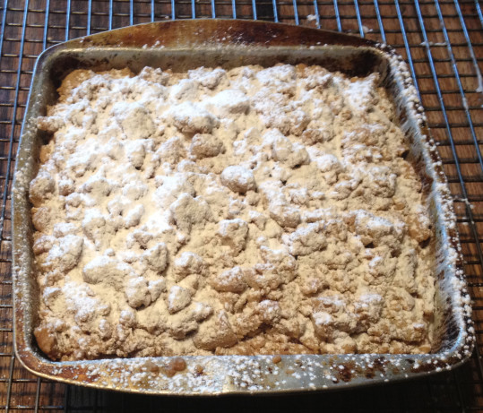 Kitchen Styles Quiz: New York-Style Crumb Cake Americas Test Kitchen) Recipe