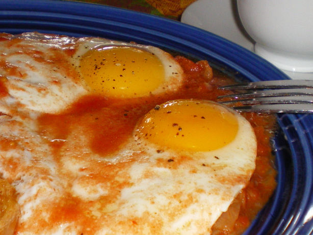 Eggs In Purgatory Recipe - Food.com