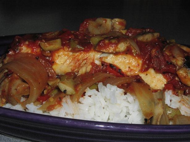 Tilapia With Pimiento Sauce Recipe - Food.com