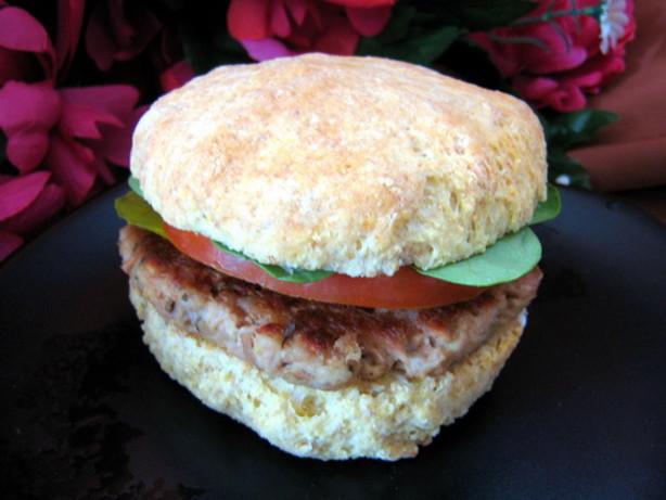 Parmesan-Cornmeal Biscuits Recipe - Food.com