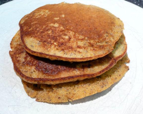 Whole Grain Flax Seed Pancake Mix Recipe - Food.com