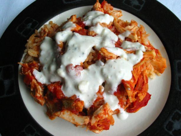 Buffalo Chicken Casserole Recipe Food Com