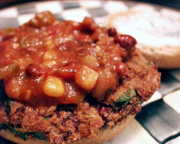 Mexican Bean Burgers Bbc Food