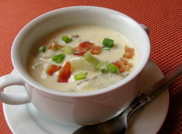 Baked Potato Soup V Recipes — Dishmaps