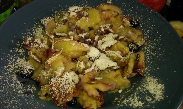 The Emperor's Pancake Recipe — Dishmaps