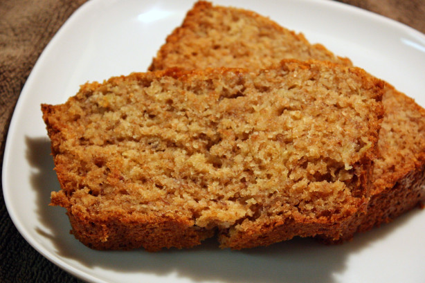 Banana Oatmeal Honey Bread Recipe - Food.com