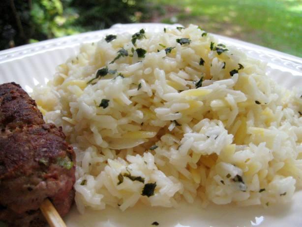 picEIb5Gb jpgLemon Rice Pilaf