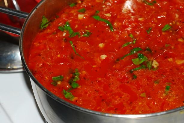 tomato sauce basic tomato sauce meatballs and tomato sauce simple ...