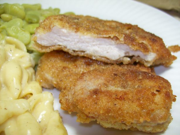 Low Cost German Pork Schnitzel Recipe - Food.com