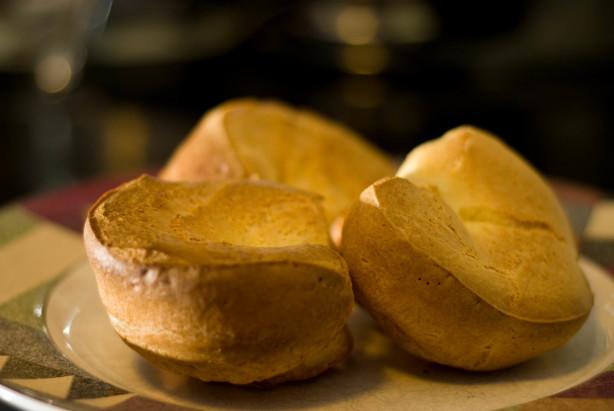 Basic Popover Recipe Food Network