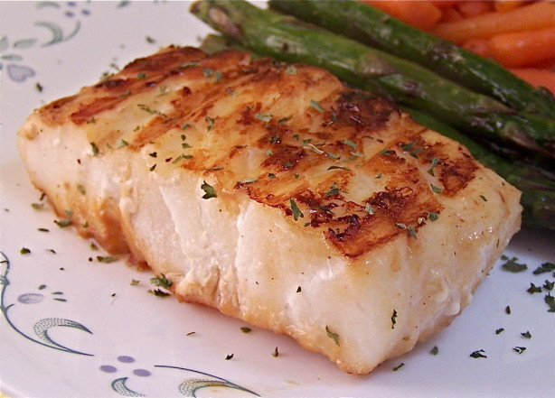 Grilled copper river cod recipe for Easy cod fish recipes