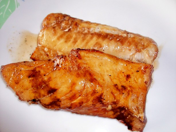 grilled copper river cod recipe