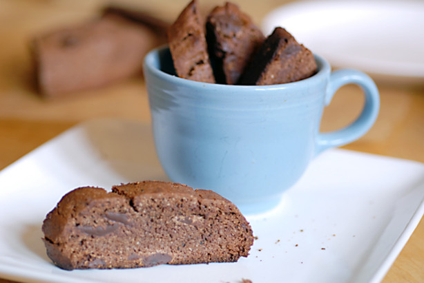 Double Chocolate Mocha Biscotti Recipe - Food.com