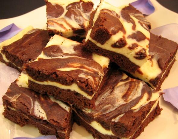 Cream Cheese Brownies! Recipe - Food.com