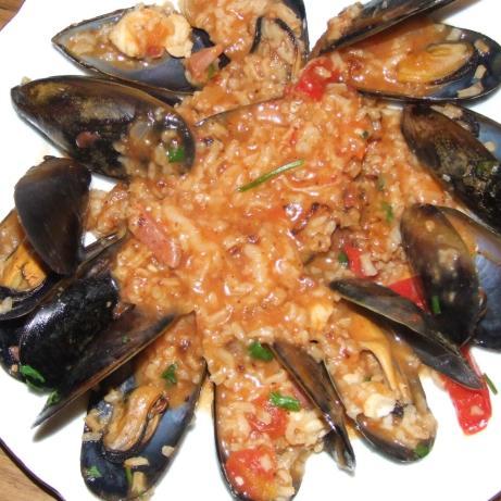 Spicy Seafood Jambalaya RecipeFood.com