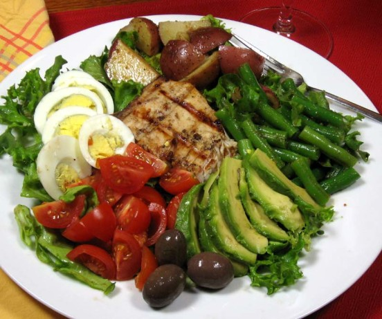 butter poulet nicoise chicken nicoise poulet nicoise recipes dishmaps ...