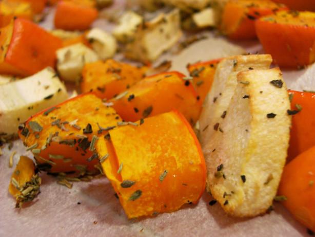 Roasted Winter Root Vegetables Recipe Food Com
