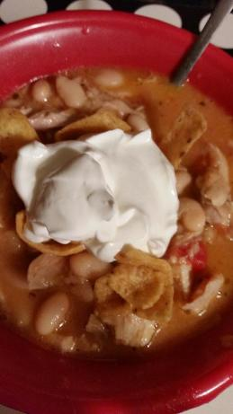 Mandis White Chicken Chili Recipe Food Com