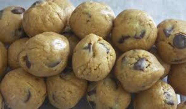 Easy Peanut Butter Balls Recipe Food Com