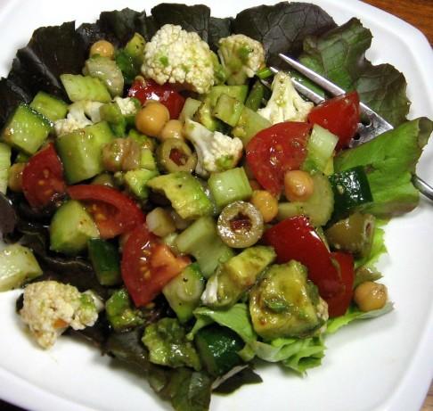 Mediterranean Marinated Salad Recipe - Food.com