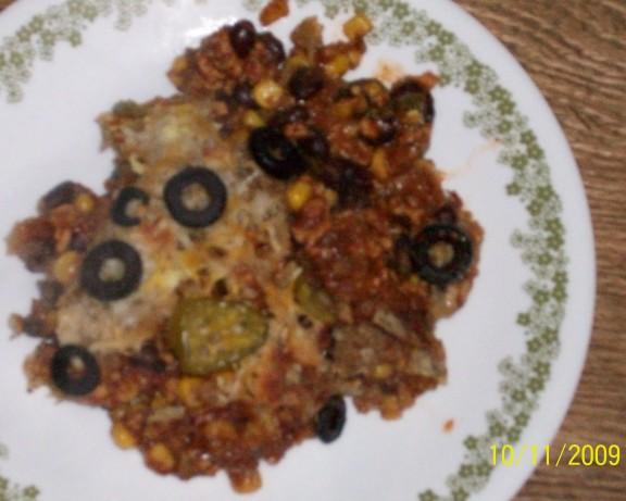 tex mex turkey casserole recipe  food