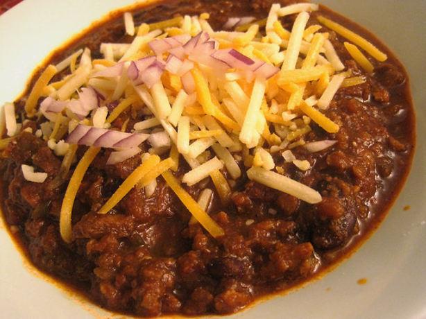 Ground Beef Chili Recipe - Food.com