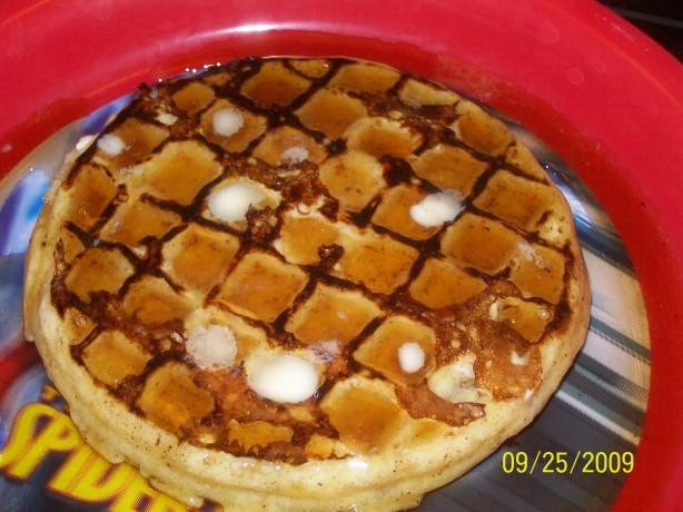 Waffle Cinnamon French Toast Recipe - Food.com