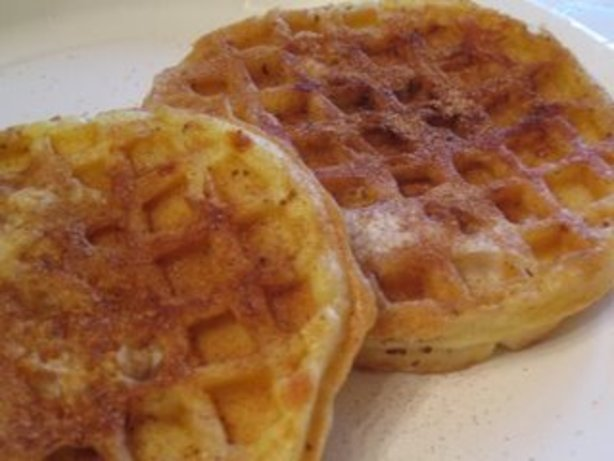 Waffle Cinnamon French Toast Recipe - Food.com