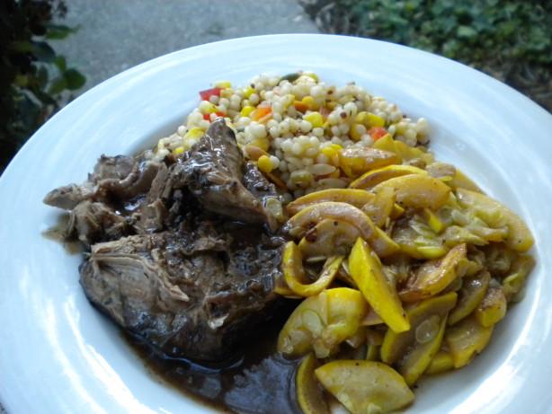 Zinfandel-Braised Leg Of Lamb Slow Cooker) Recipe - Food.com