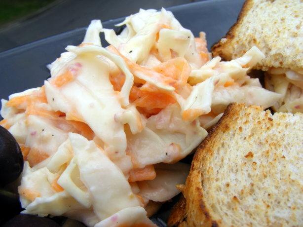 Australian coleslaw recipe for Australian cuisine sydney