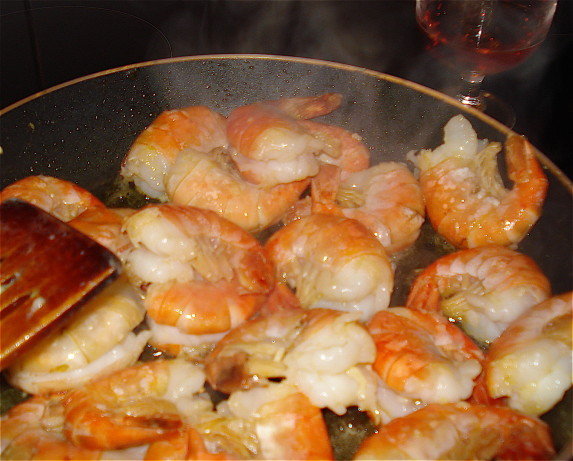 Tiger Prawns In Garlic Butter Recipe - Food.com